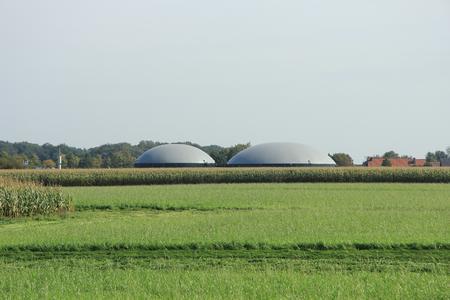 Biogasanlage im Münsterland