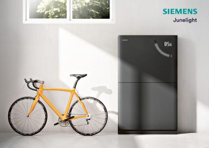 Siemens Junelight Smart Battery (Bild: Siemens)