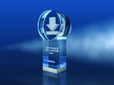 Pokal_Software des Jahres 2010