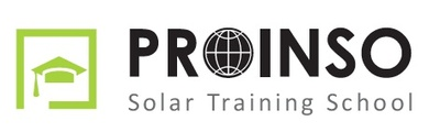PROINSO Solar Training School, international training program for installers of photovoltaic solar energy is created