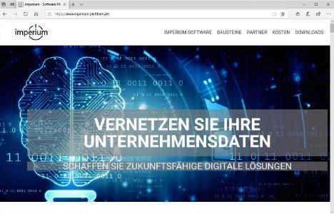 www.imperium-plattform.de für alle Daten im Unternehmen
