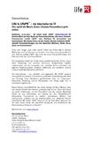 [PDF] Pressemitteilung: Life is LifePR™ – na naa nana na !!!
