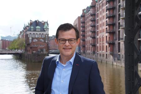 Stefan Utzinger, CEO NovaStor