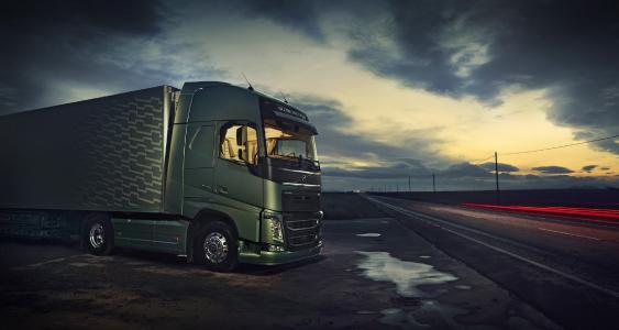 Volvo Trucks neues Batteriesystem für ein zuverlässiges Stratverhalten