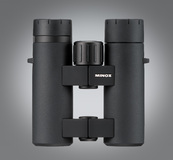 MINOX BL 8x33 - small and compact: The ideal companion for hunting and nature observation