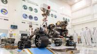 Kabel und Komponenten für die Weltraumerkundung / Bild: NASAJPL Caltech