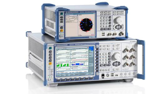 The test system provides a high degree of automation and flexible instrument configuration / Image: Rohde & Schwarz