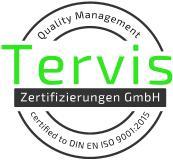 Badge ISO 9001 2015 ENGL