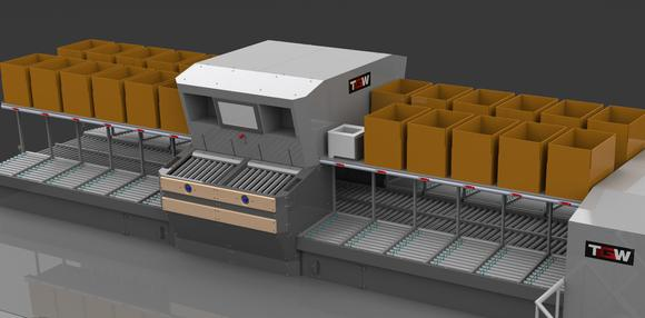 TGW will be presenting the ergonomic PutStation at the LogiMAT 2011 (Hall1, Stand 65)