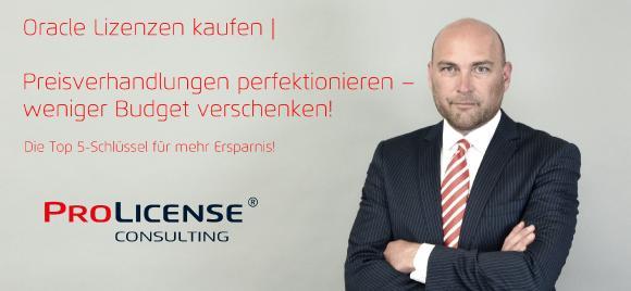 Markus Oberg - Oracle Lizenzen kaufen