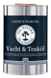 OLI-NATURA Yacht- & Teaköl freigestellt