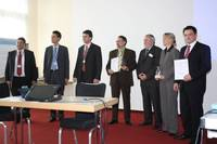 intellior AG und INTERPANE Glas Industrie AG gewinnen Process Solution Award 2010