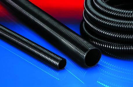 High-temperature polyurethane hose: AIRDUC® HT-PUR 356