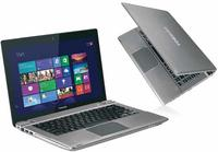 Windows 8 zum Anfassen: Toshiba präsentiert das erste Modell der neuen Entertainment-Notebook-Reihe Satellite P845t mit kapazitivem Touchscreen