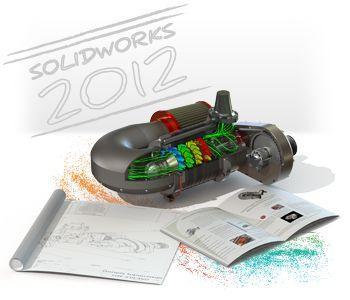 3D-Konstruktionslösung SolidWorks 2012