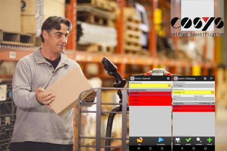 Quelle: Zebra Technologies | COSYS Warehouse Management für die Kommissionierung