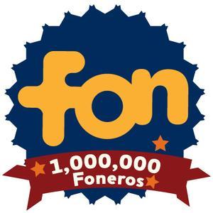FON 1 million tag