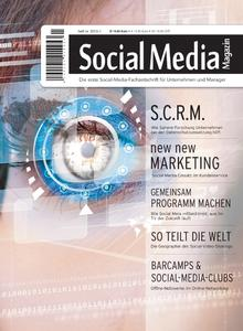 Cover Social Media Magazin