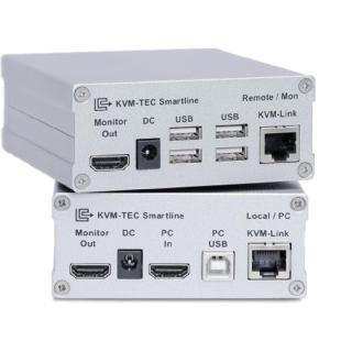 SVX1 - Digitaler KVM Extender von KVM TEC