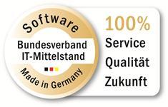 "Gütesiegel ""Software Made in Germany"""