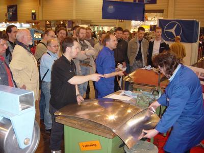 Fahrzeugakademie Techno Classica 2004