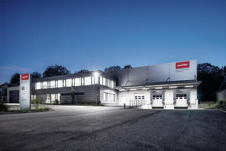 dataTec Technologie- und Logistikzentrum in Reutlingen
