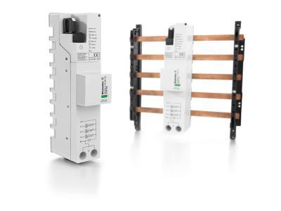 Die Überspannungsschutz- und Blitzstromableiter VARITECTOR PU ZP Advanced erfüllen die Anforderungen nach IEC/EN 61643-11 / Fotoquelle: Weidmüller