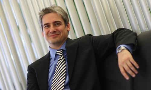 Jochen Jaser, neuer Vorstandsvorsitzender bei Matrix42