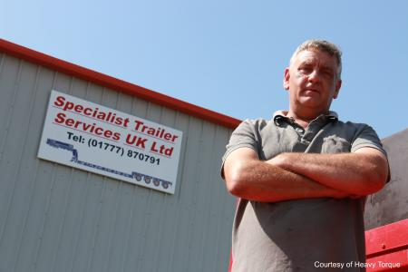 Mick Rhodes, Specialist Trailer Services UK Ltd