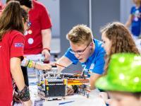 FIRST LEGO League - Roboter