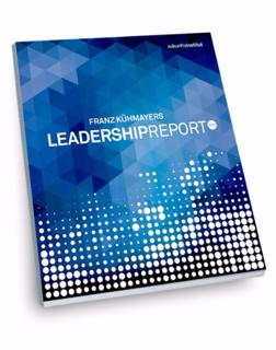 "Neue Publikation ""Leadership Report 2016"" - Digitale Disruption"