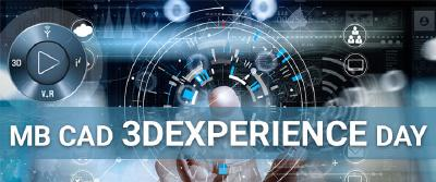 MB CAD 3DEXPERIENCE DAY
