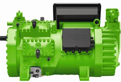 World premiere: BITZER CKHE7 CO2 compressor for large industrial refrigeration systems