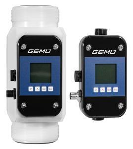 GEMÜ 3040 ultrasonic flowmeters