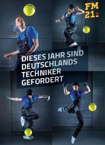 Motiv Techniker / Fotos: © Die Möglichmacher – Facility Management