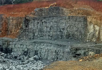 Quarry Vacamonte