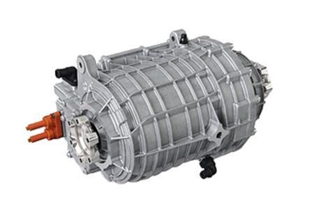 Die E-Achse von Schaeffler bedient sowohl die Erfordernisse hybrider als auch rein elektrischer Fahrzeugantriebe / Foto: Schaeffler