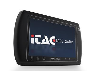 Tablet Dramatic V3122 von Motorola / Quelle: Motorola / iTAC Software AG