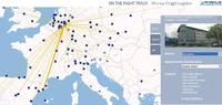 "Kostenlose App ""Rhenus Freight Power"" on air"