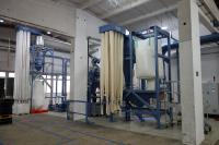 Polyolefin Recyclinganlage Schoeller Allibert Herbold Meckesheim