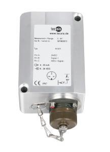 Der Neigungssensor N1201 von tecsis eignet sich für Anwendungen mit Performance Level d