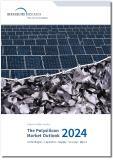 The Polysilicon Market Outlook 2024 liefert tiefgehende Analyse und detaillierte Prognosen zu Polysilizium-Angebot, -Nachfrage und -Preisen bis einschließlich 2024 –Bild: Bernreuter Research