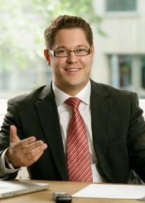 Tim Lüghausen, Geschäftsführer der TELiAS GmbH