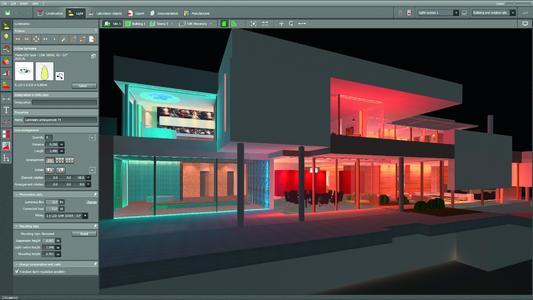 DIALux evo Lichtplanungssoftware