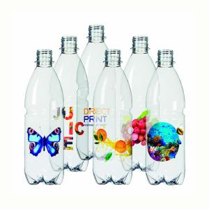 The digital Direct Print Powered by KHS™ printing process for PET bottles has been certified by the European PET Bottle Platform (EPBP)