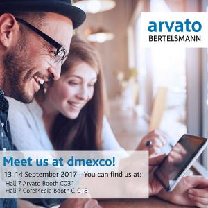 Arvato will be presenting innovative solutions for integrated marketing and shopping experiences
