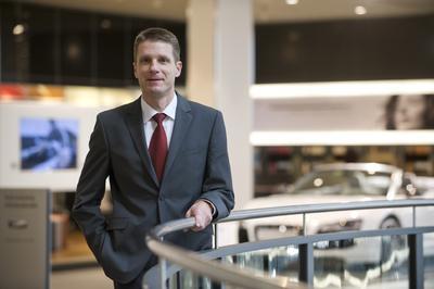 Neues Volllversammlungsmitglied Fred Schulze (Bild: Audi AG)