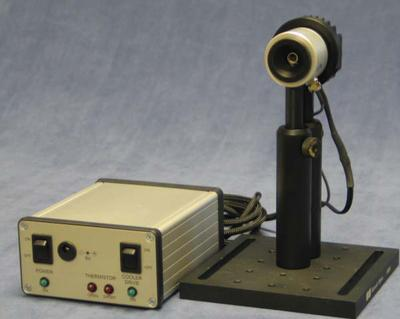 STEP: Ideal for lab bench, production test bed or on board your laser: Temperature Controlled, Ultra-Stable Pyro Radiometer