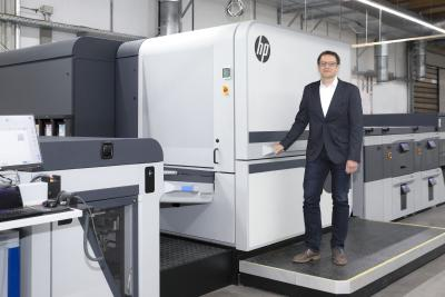 First HP Indigo 100K: state-of-the-art digital press purchased