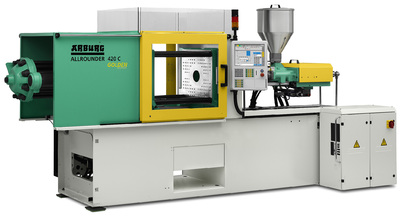 Interplastica 2010: Arburg presents economical injection moulding